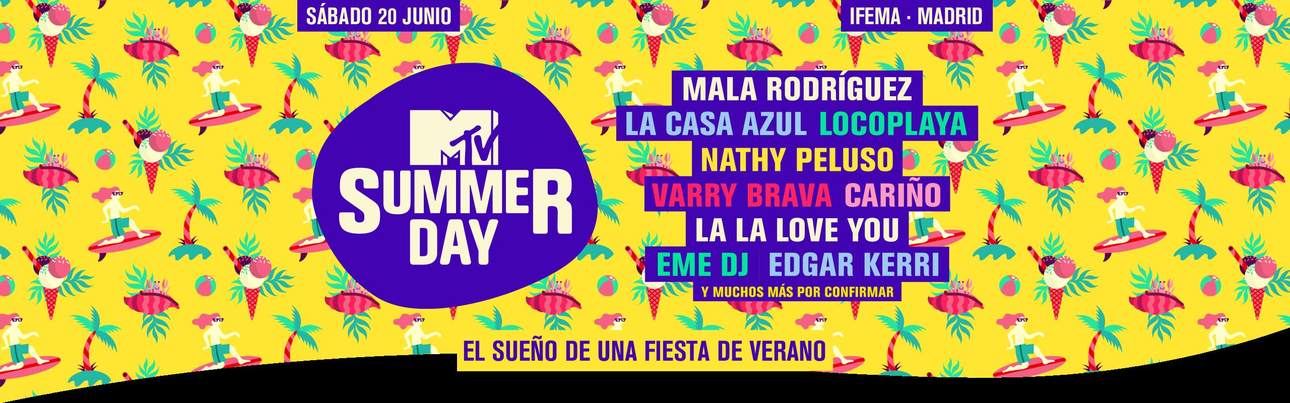MTV Summer Day header desktop